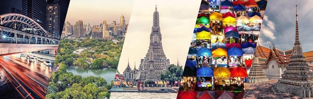 Digital Nomad in Bangkok, Thailand