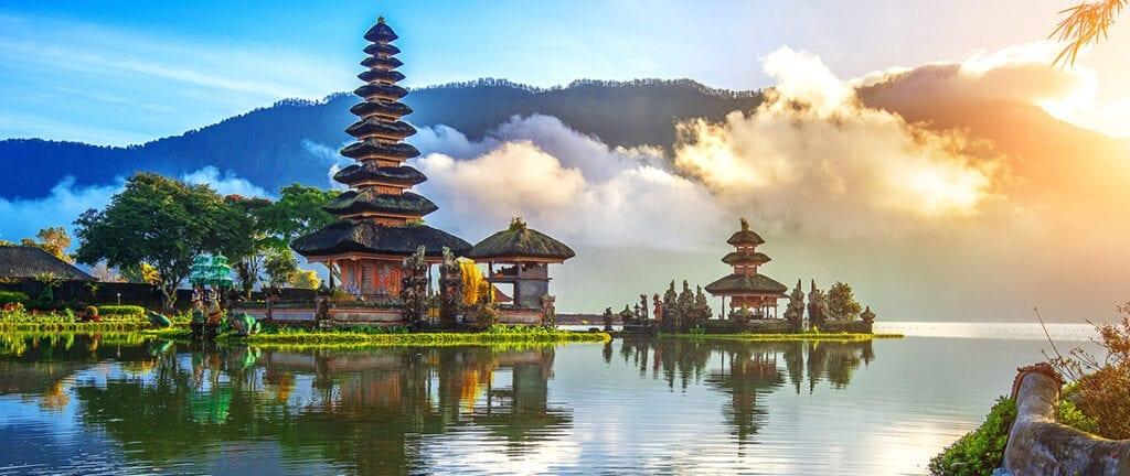 Digital Nomad in Bali, Indonesia