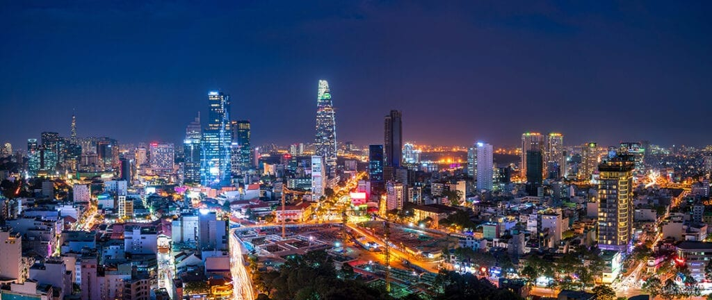 Digital Nomad in Ho Chi Minh City, Vietnam
