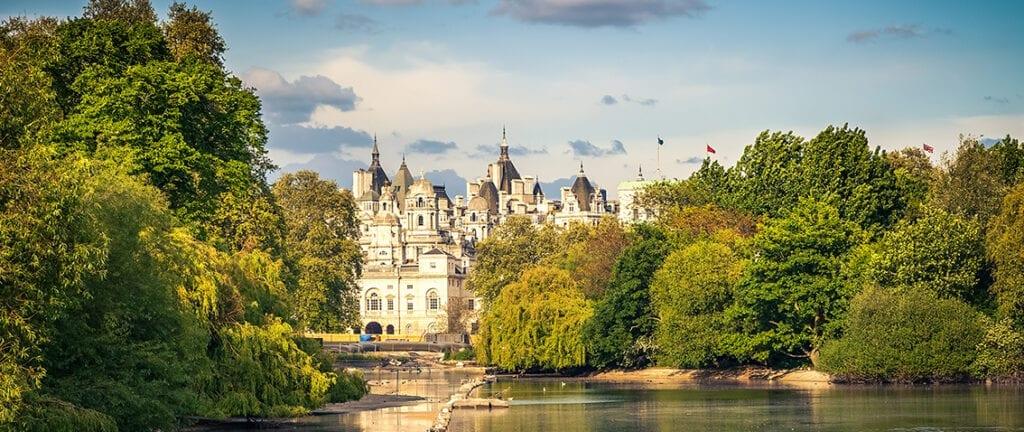 St James's park - London