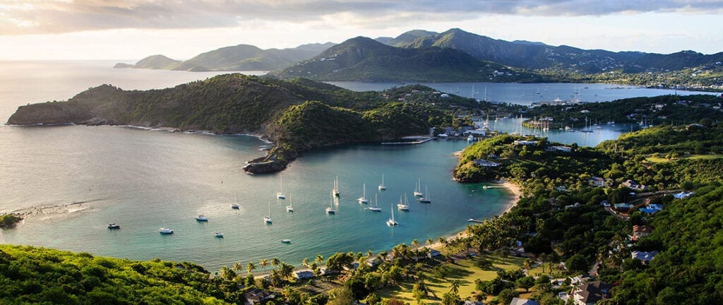 English Harbor, Antigua and Barbuda