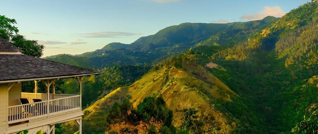 Blue Mountain - Jamaica