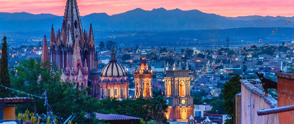 San Miguel Sunset